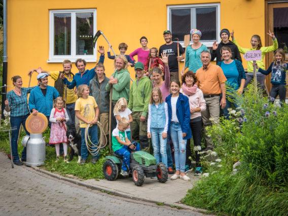 Hofgemeinschaft Mehr als 33 Jahre Hofgemeinschaft Heggelbach